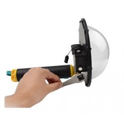 Vodootporno kućiste sa bovom za snimanje kreativnog video snimka u vodi GoPro Hero 5/6/7 (DOME) GP093