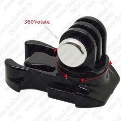 Klips sa rotacijom za GoPro GP039