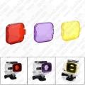 Filteri za podvodno snimanje za GoPro Hero 3+ i 4 GP054