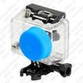 Silikonski poklopac za optiku kućišta kamere GoPro Hero 1 i 2 GP042