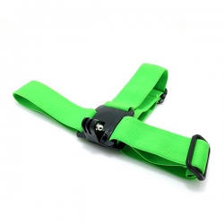 Nosač za glavu za GoPro zeleni