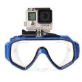 Maska naočare za ronjenje za GoPro kamere