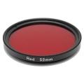 Objektiv 52mm za GoPro kamere crveni i narandžasti