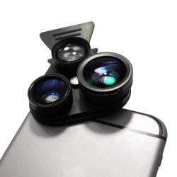 Univerzalno sočivo / objektiv za mobilni telefon 5/1 HE518