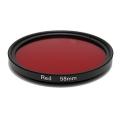 Objektiv 58mm za GoPro kamere crveni i žuti