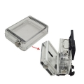 Vratanca za vodootporno kućiste sa LCD-om za GoPro Hero 3/3+/4