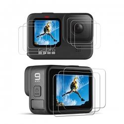Tempered glass - staklo za ekran i objektiv za GoPro Hero 9 GP080