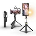 Selfie štap tripod Bluetooth K10S sa osvetljenjem