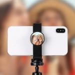 Selfie stick bluetooth K10 + tripod stativ