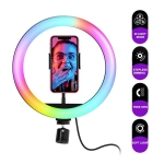 Selfie Ring Light MJ33 RGB colorful