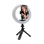 Selfie ring light/tripod K108