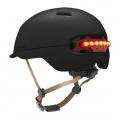 Kaciga Smart4U za električni trotinet i bicikl sa osvetljenjem