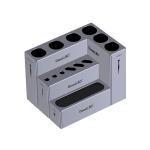 iCube aluminijumska magnetna kutija za alat