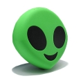 Power Bank Emoji ALIEN 2200mAh