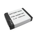 Baterija za GoPro Hero 1 i 2 1500mAh