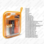 Baterije pojačanog kapaciteta MOXOM