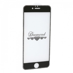Zaštitno zakrivljeno staklo Diamond 5D za ekran mobilnog telefona