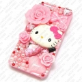 Futrola Pink Rose za iPhone 5