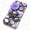 Futrola Purple Rose za iPhone 5