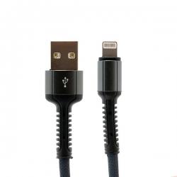 USB data kabal LDNIO LS64 MicroUSB iPhone i Type C 2M