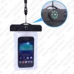 Vodootporna futrola za mobilni telefon + kompas