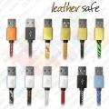 Leather safe kabl za iPhone 5 i 6