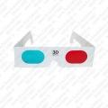 3D naočare model 4