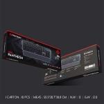 Tastatura MK882rgb FANTECH
