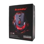 Miš Gaming Wireless USB Banda BD4000