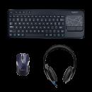 Tastature, slušalice i miševi