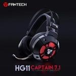 Slušalice HG11 FANTECH CAPTAIN 7.1 gejmerske
