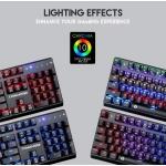 Tastatura FANTECH MVP862 + Miš žični