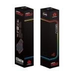 Podloga za miša gejmerska MPR351 RGB 350x250x3mm FANTECH
