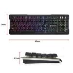 Tastatura FANTECH K612