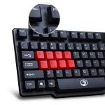 Tastatura Marvo K201 Gaming USB