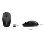 Tastatura kancelarijska + miš bežični WK893 FANTECH