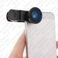 Objektiv za kameru mobilnog telefona 2u1