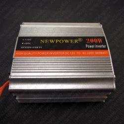 Inverter sa 12-220V 200W