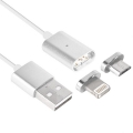 USB data kabal MAGNETNI 2in1 iPhone / MicroUSB
