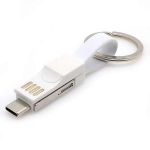 USB data kabal privezak za power bank 3u1 10cm