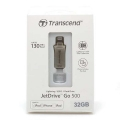 Transcend OTG flash memorija 32GB USB - Lightning/iPhone
