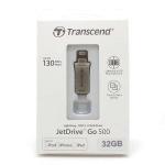 Transcend OTG flash memorija 32GB USB - Lightning/iPhone