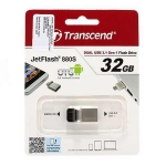 Transcend OTG flash memorija 32GB USB - MicroUSB