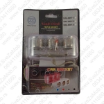 Adapter za auto upaljač sa 1 na 3