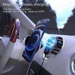 Wireless držač i auto punjac magnetic