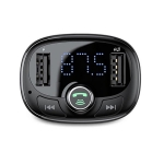 Auto punjač BASEUS T typed Bluetooth 3.4A