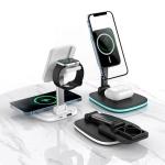 Bežični punjač Magsafe za Apple Watch, iPhone i Airpods 3u1
