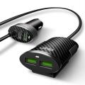 Auto punjač LDNIO C502 4x USB 5.1A