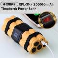 Power Bank REMAX Timebomb dinamit RPL-39 20000mAh