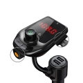 Auto punjač i FM Modulator / transmiter D5 USB TF Bluetooth 5.0
